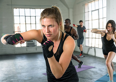 High Intensity Training Certification